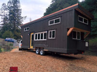 Wild west tiny homes