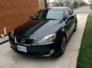 2007 Lexus IS 350 RWD  Just Reduced Need It Gone