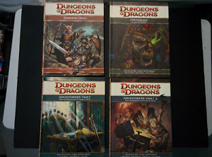 Dungeons & Dragons D&D 4e fourth Edition Utils Books Lot