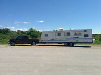31 Ft Fleetwood Travel Trailer and F250 6.7L Diesel