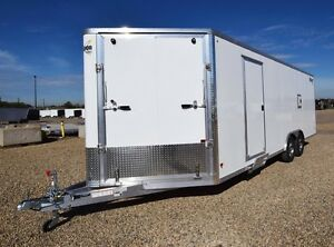 2017 Mission Trailers MCH 8.5x22 AS