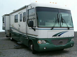 2000 Airstream Land Yacht XL, 35ft.