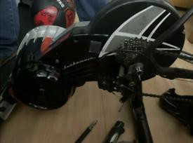 Elite muin 2 fluid direct drive smart b+turbo trainer