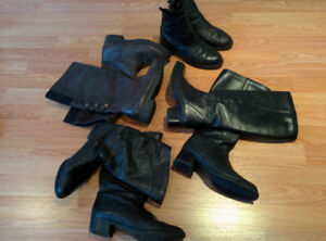 Winter Boots fit size 7