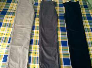 Calvin Klein Chinos 30x32 and 31x32