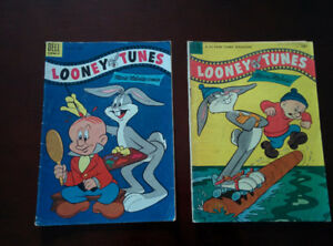 Classic Looney Tunes Comic Books