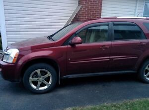 2007 Chevrolet Equinox LT SUV, Low Kms