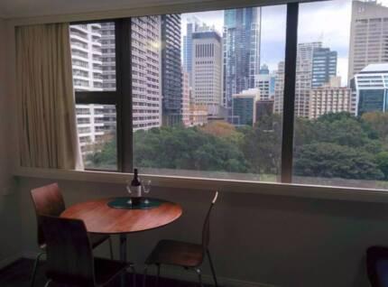 Accommodation Sydney - Park View Studio Apartment