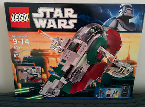 LEGO Star Wars Slave 1 8097 brand new in the box