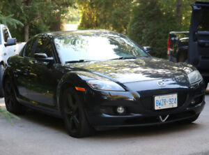 2004 Mazda RX-8 GT Coupe. Manual 6 Speed. 110km. $6500