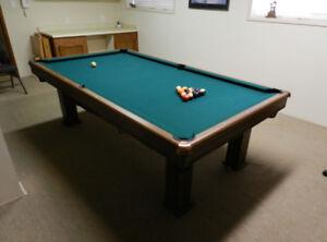 Billiard Table 4X8
