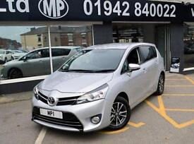 2013/63-TOYOTA VERSO 2.0D-4D ( 126BHP ) ( 7ST ) ICON 6SP 5DR NEWSHAPE DIESEL MPV