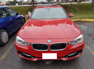 2012 BMW 3-Series 328i Sports Package Sedan