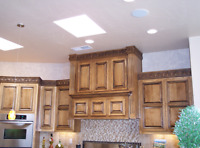 Textured ceiling and drywall repair