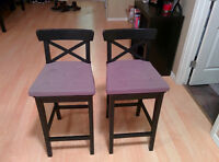 2 Bar Stools for $50