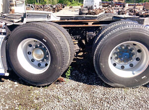 Rockwell RT40145 front rear complete axle