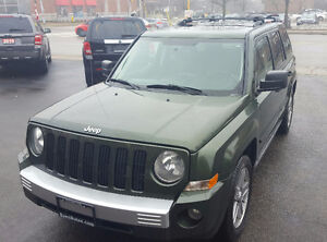 2007 Jeep Patriot Limited SUV, Crossover NO ACCIDENT 2 YRS WAR