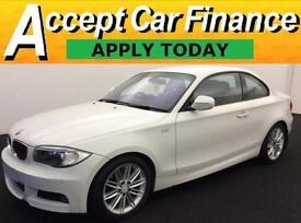 BMW 123 2.0TD 2011MY d M Sport FROM £43 PER WEEK !