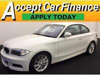 BMW 123 2.0TD 2011MY d M Sport FROM £51 PER WEEK !