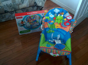 Fisher-Price - Infant-to-Toddler Rocker