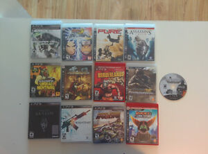 PS3 Games. Make offers