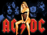 YES! RARE (3) IN A ROW! AC/DC TICKETS - GREAT VIEW OF THE STAGE