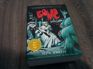 Bone: The Complete Cartoon Epic in One Volume. Good Condition