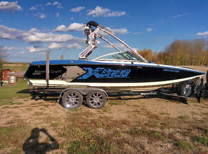 REDUCED 2009 mastercraft Xstar