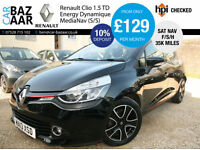 Renault Clio 1.5TD ( 90bhp ) ( MediaNav ) ( s/s ) ENERGY Dynamique+F/S/H+2 OWNER