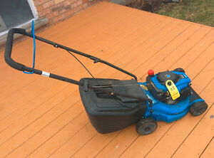 """Bolton Pro self propelled gas Lawn mower 16"""""""