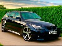 SOLD LOADED - 2006 BMW 535D 3.0 TWIN-TURBO M SPORT TOURING ESTATE / 335d 530D