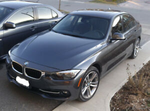 2016 BMW 320i xdrive. Low payments, short term lease takeover