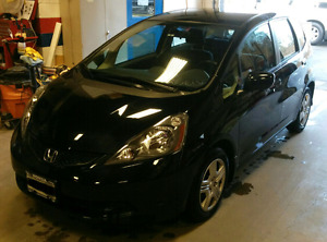 2013 Honda Fit LX Hatchback