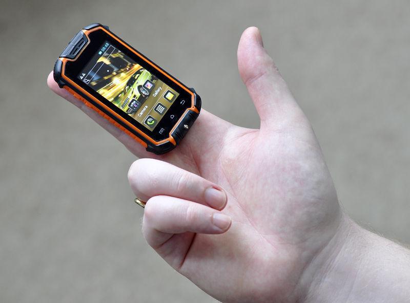 """✔️ Мобильный телефон HOT 3G 2.5"""" World"""