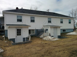 FOUR UNIT APARTMENT COMPLEX IN DEER LAKE. FULLY TENANTED
