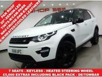 2016 LAND ROVER DISCOVERY SPORT 2.0 TD4 (180 BHP) HSE LUXURY..7 SEATS..PAN ROOF