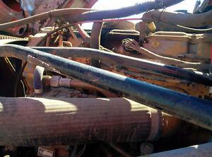 CATERPILAR C15 TWIN TURBO ENGINE