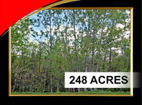 Scenic Bethany 248 acre parcel of vacant lands for sale!