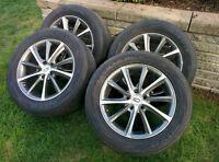 -- WOW-- Pneus + Mags 17po 5x114.3  Mazda Hyundai Honda Kia ++