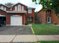 Newly Reno'd 3+1 Bed/3 Bath Semi Detached for rent in Pickering