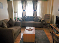 3 1/2 apartment in downtown of Montreal (Place des arts)