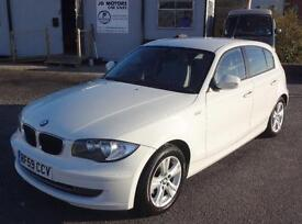 2010 (59) BMW 1 Series 2.0TD 118D Diesel White