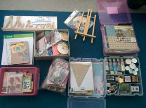 Scrapbooking ultimate set ($ REDUCED)