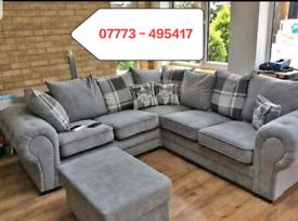 ☑️ Verona Corner Or 3+2 seater Sofa S☑️