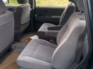 1996 Honda Odyssey SUV, Crossover