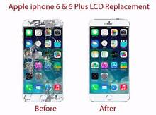 iPhone Cracked screen repair Cannington Canning Area Preview
