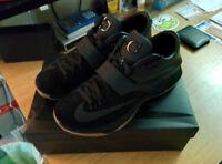Nike KD 7 EXT Suede Sz 11 jordan bred 11