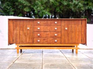 Vintage Mid century Ruspan by Spanner Buffet / dresser / tv unit
