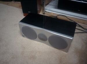 Athena Technologies C.5 Centre Speakers for Home Theater
