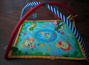 Playskool Infant Gloworld Playmat Excellent Condition